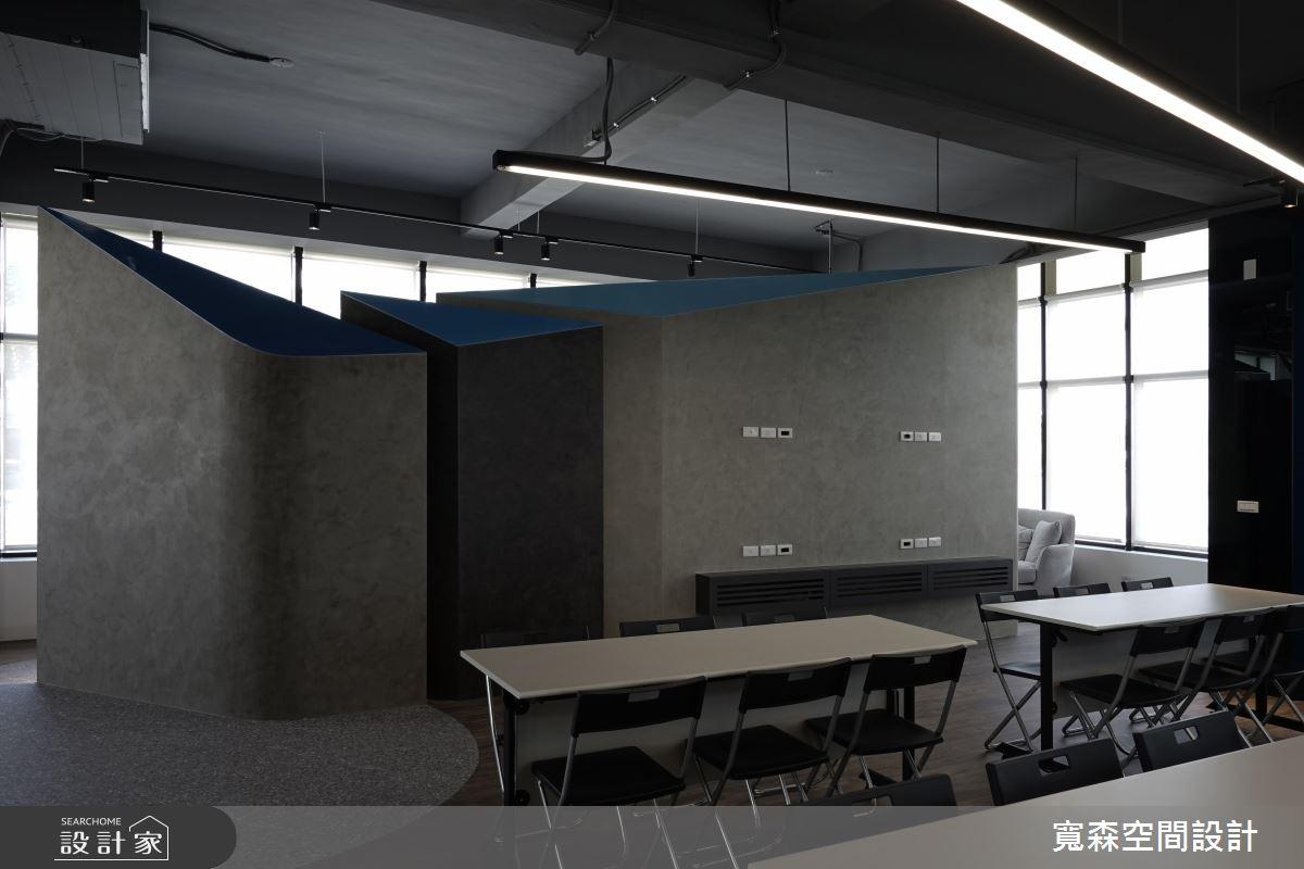 75坪老屋(16~30年)_工業風商業空間案例圖片_寬森空間設計有限公司_寬森_微灰調之13