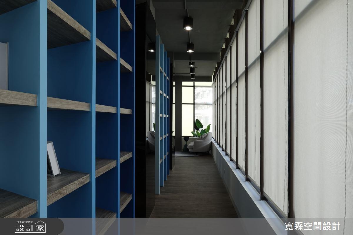 75坪老屋(16~30年)_工業風商業空間案例圖片_寬森空間設計有限公司_寬森_微灰調之16