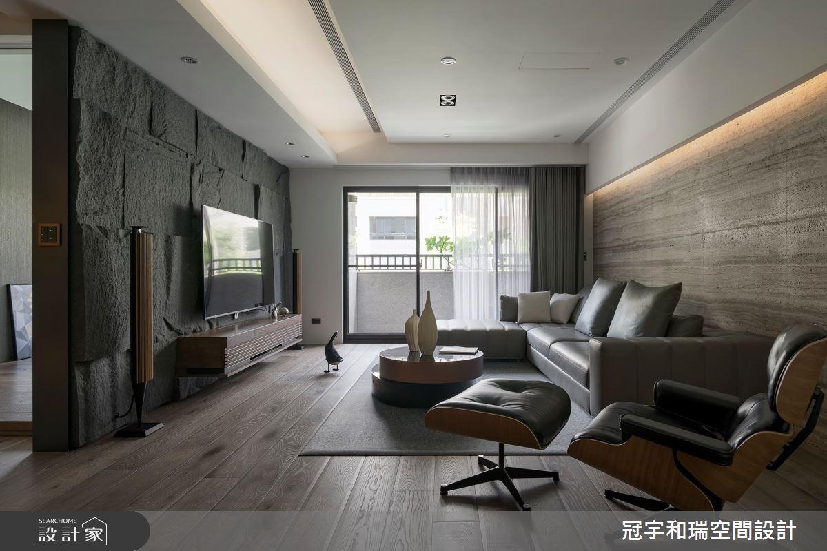 55坪新成屋(5年以下)_現代風客廳案例圖片_冠宇和瑞空間設計有限公司_冠宇和瑞_05之3