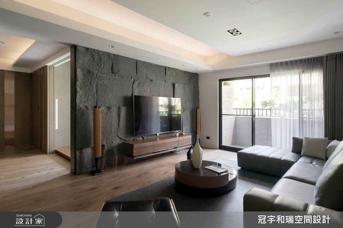 55坪新成屋(5年以下)_現代風客廳案例圖片_冠宇和瑞空間設計有限公司_冠宇和瑞_05之4