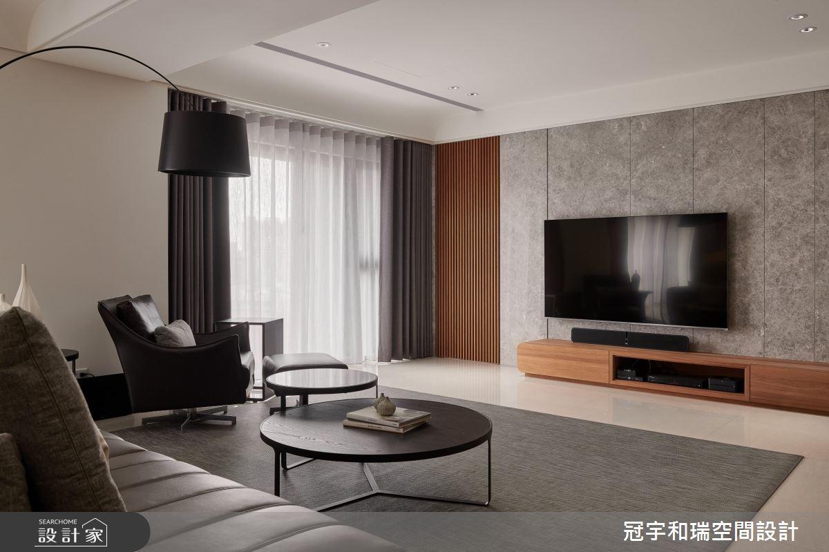75坪新成屋(5年以下)_現代風客廳案例圖片_冠宇和瑞空間設計有限公司_冠宇和瑞_16之4