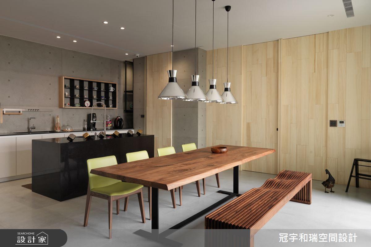 250坪預售屋_現代風案例圖片_冠宇和瑞空間設計有限公司_冠宇和瑞_17之4