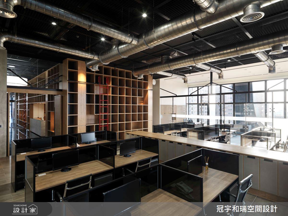 450坪新成屋(5年以下)_工業風案例圖片_冠宇和瑞空間設計有限公司_冠宇和瑞_20之4