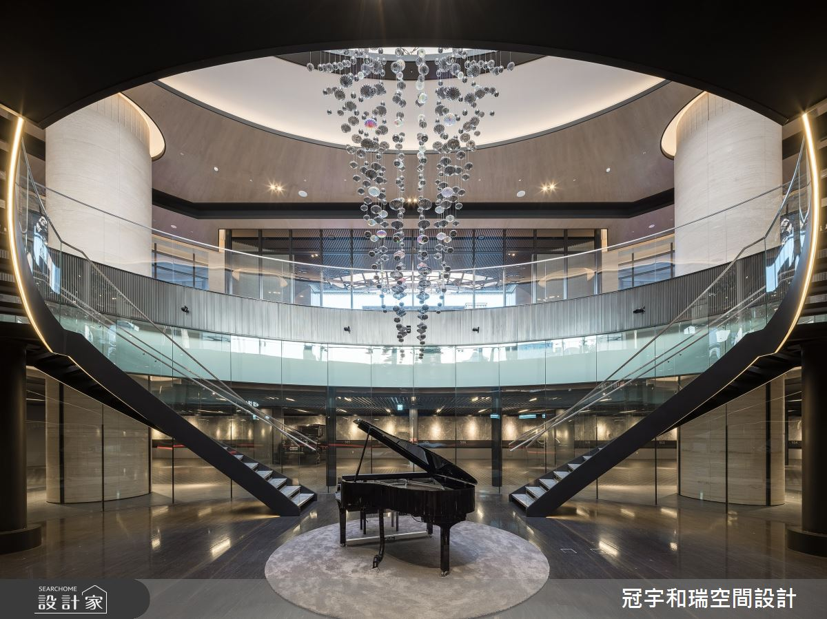 300坪新成屋(5年以下)_奢華風案例圖片_冠宇和瑞空間設計有限公司_冠宇和瑞_22之2