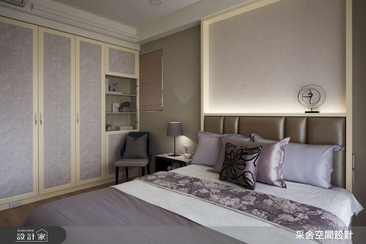 41坪預售屋_新古典臥室案例圖片_采舍空間設計_采舍_04之7