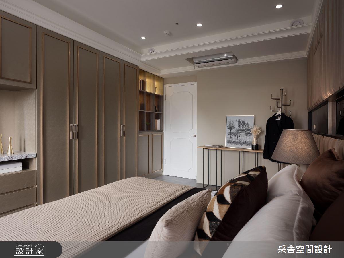 41坪預售屋_新古典臥室案例圖片_采舍空間設計_采舍_04之11