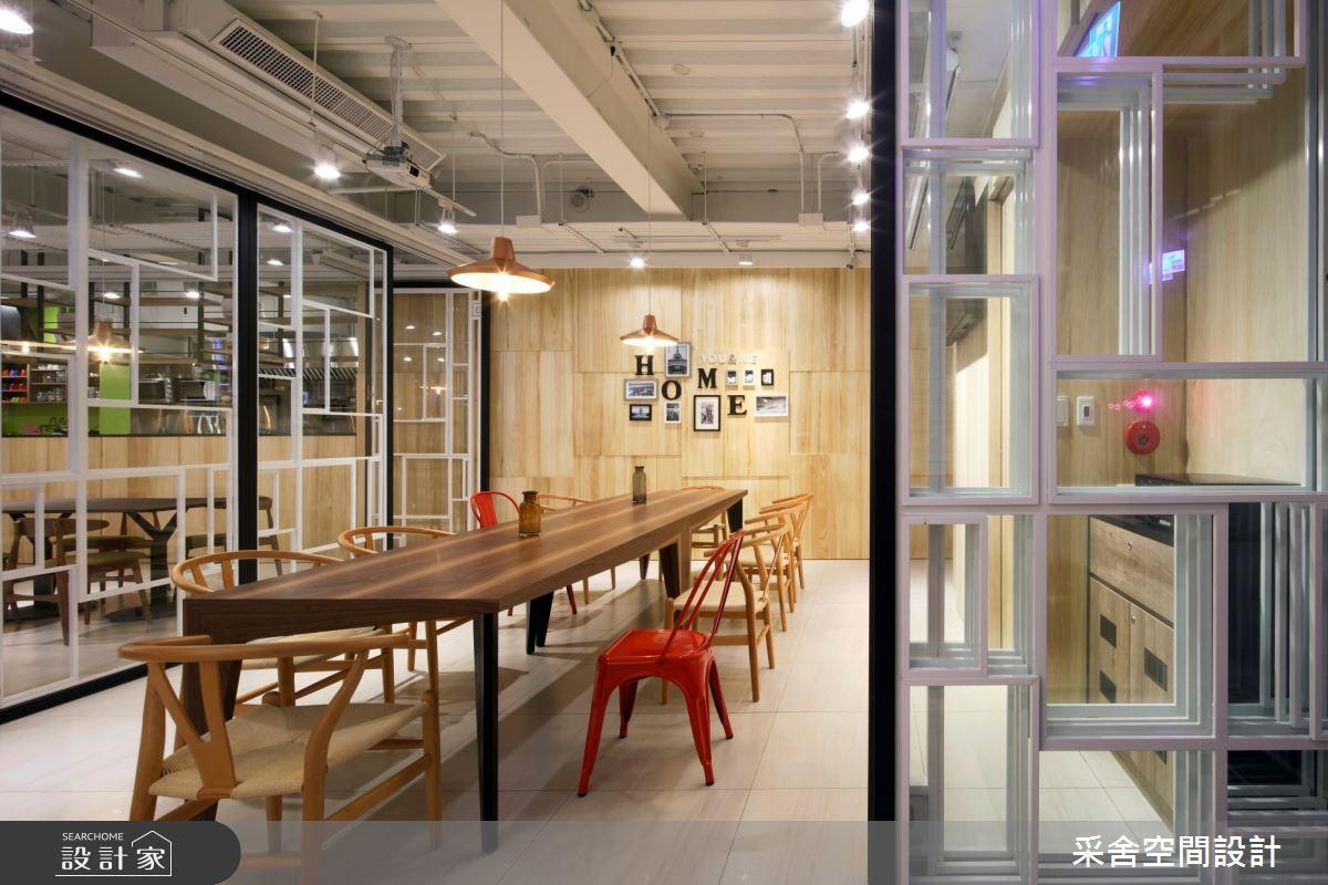 53坪新成屋(5年以下)_工業風商業空間案例圖片_采舍空間設計_采舍_07之7