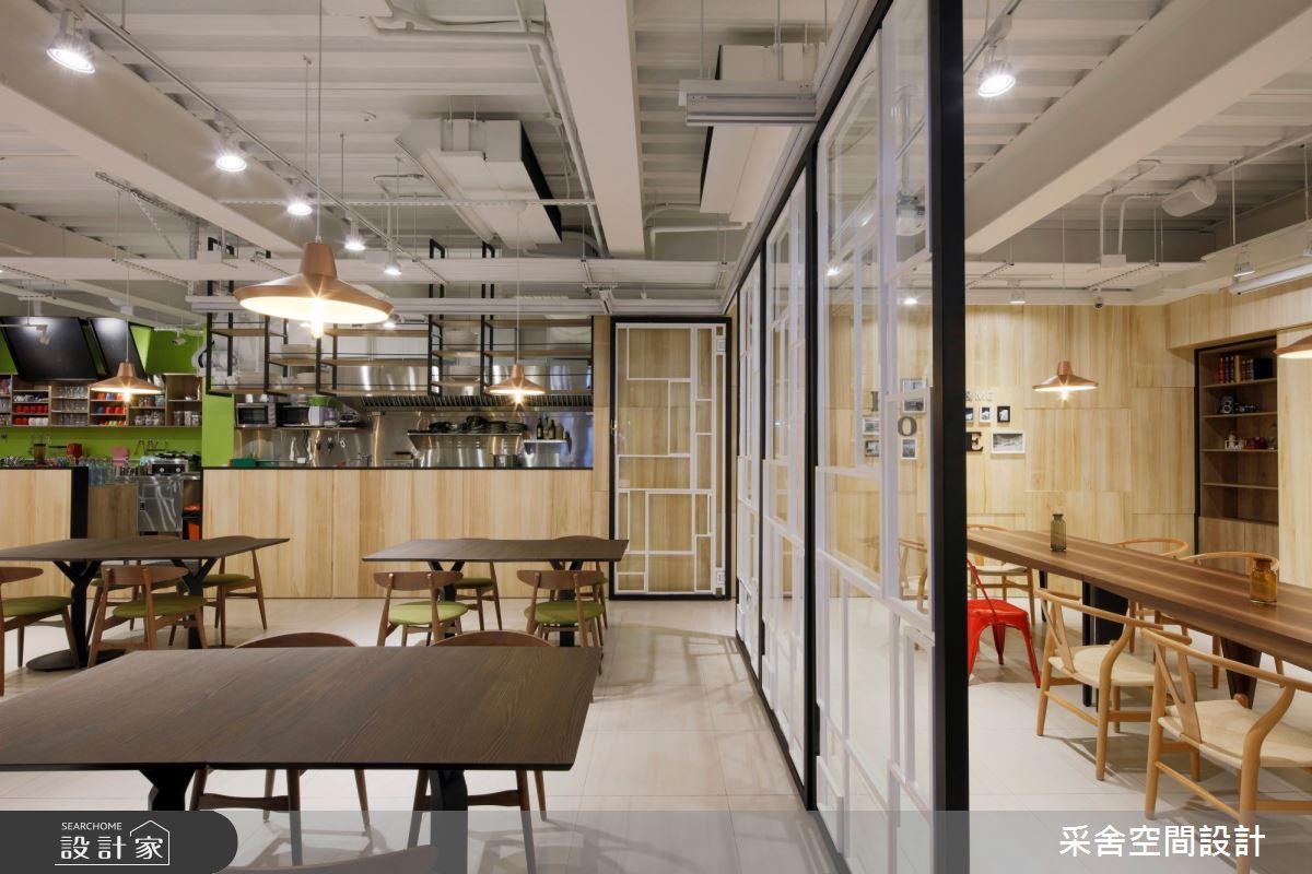 53坪新成屋(5年以下)_工業風商業空間案例圖片_采舍空間設計_采舍_07之8