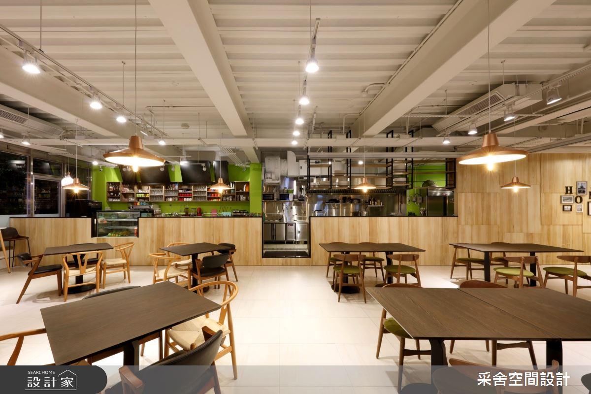 53坪新成屋(5年以下)_工業風商業空間案例圖片_采舍空間設計_采舍_07之11