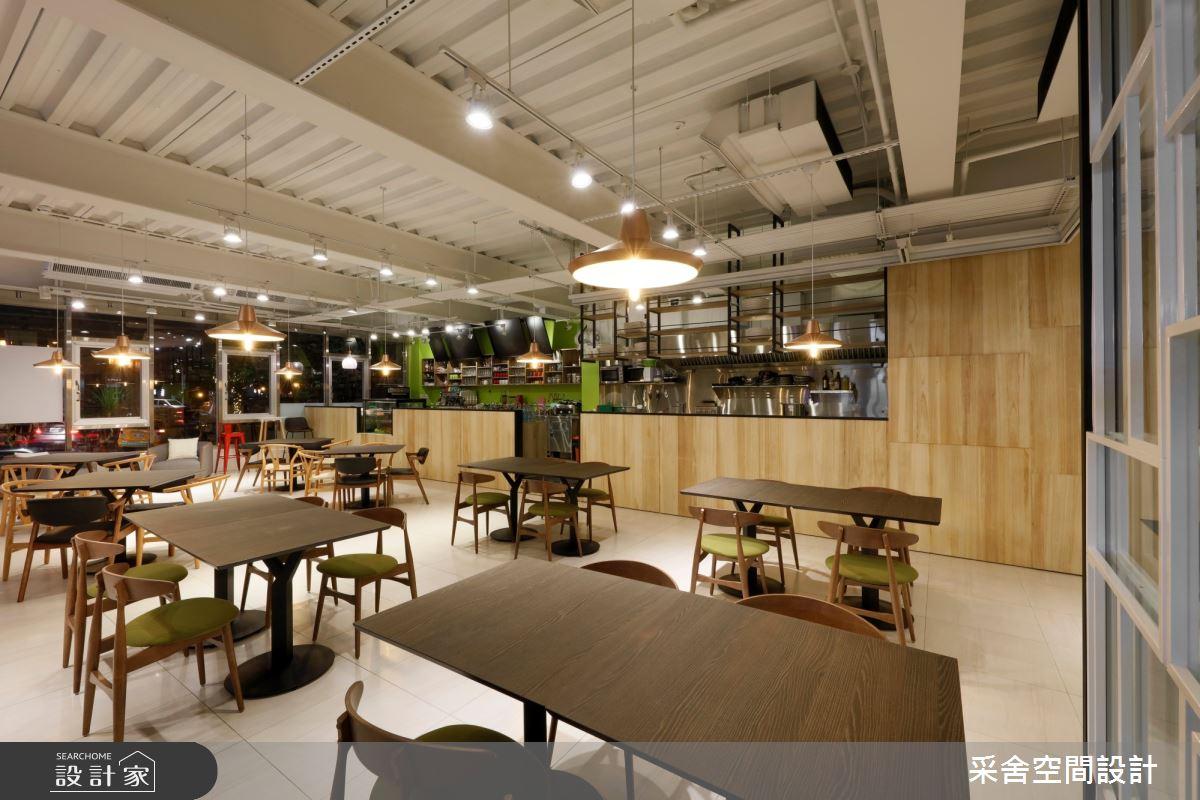 53坪新成屋(5年以下)_工業風商業空間案例圖片_采舍空間設計_采舍_07之10