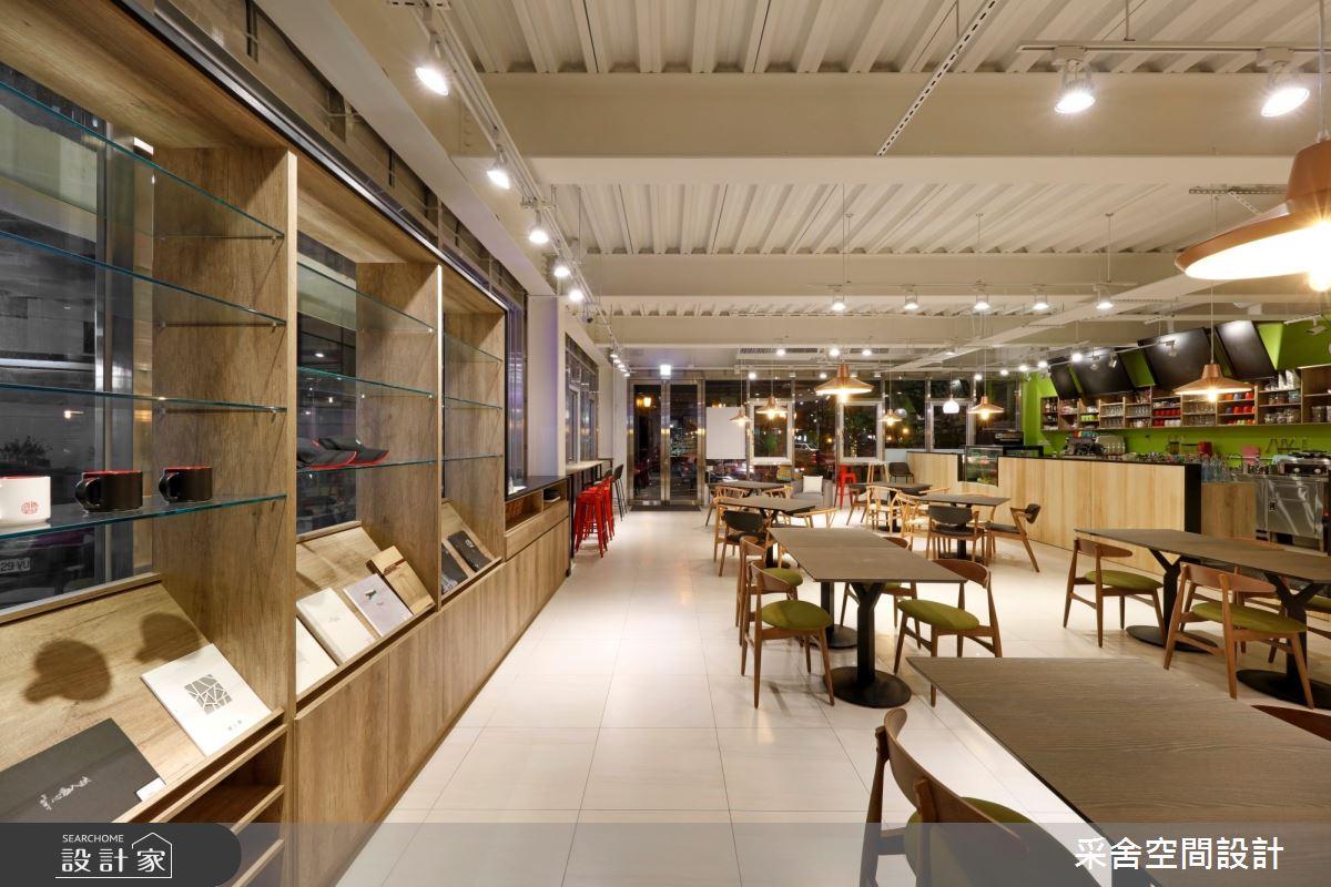 53坪新成屋(5年以下)_工業風商業空間案例圖片_采舍空間設計_采舍_07之13