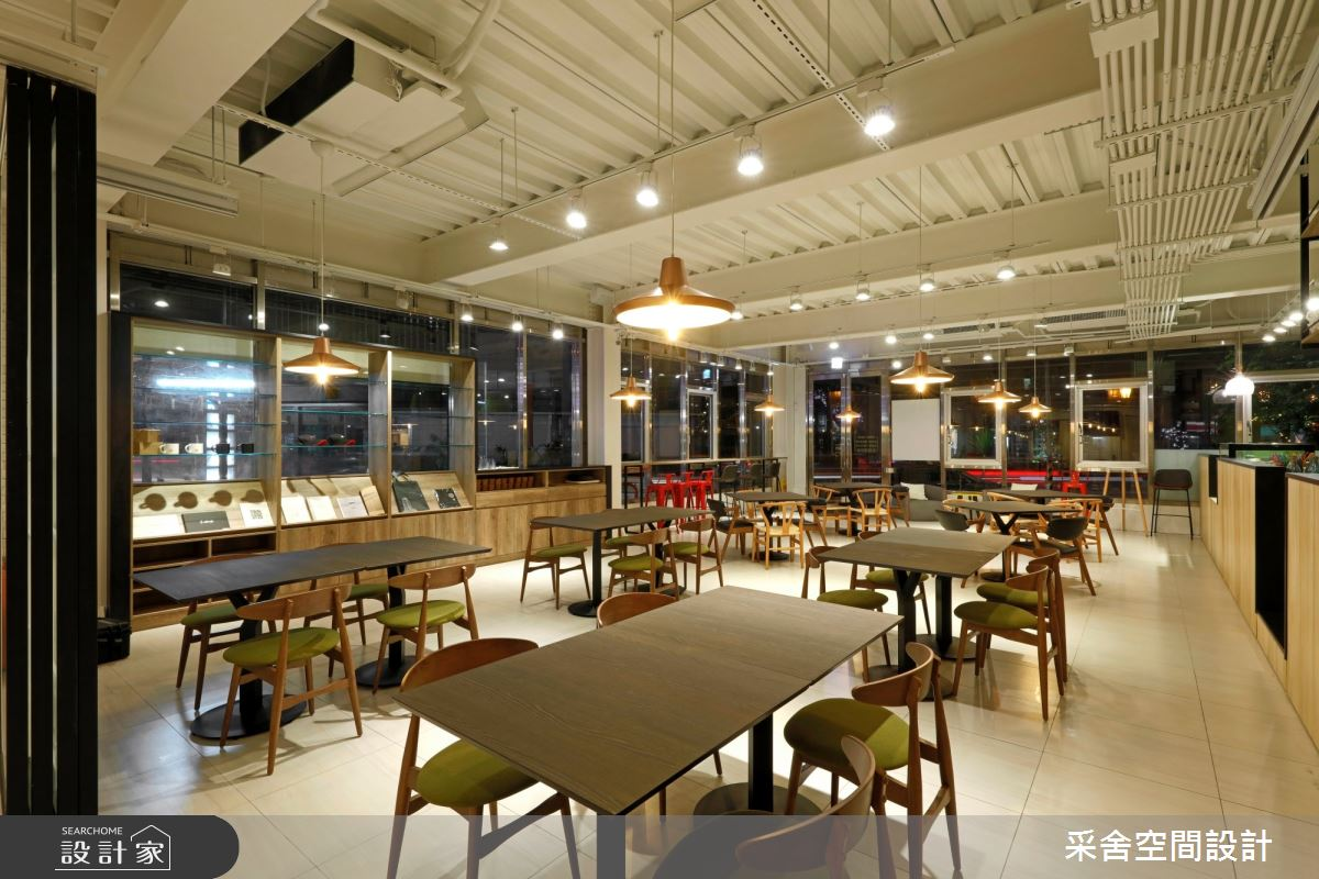 53坪新成屋(5年以下)_工業風商業空間案例圖片_采舍空間設計_采舍_07之14