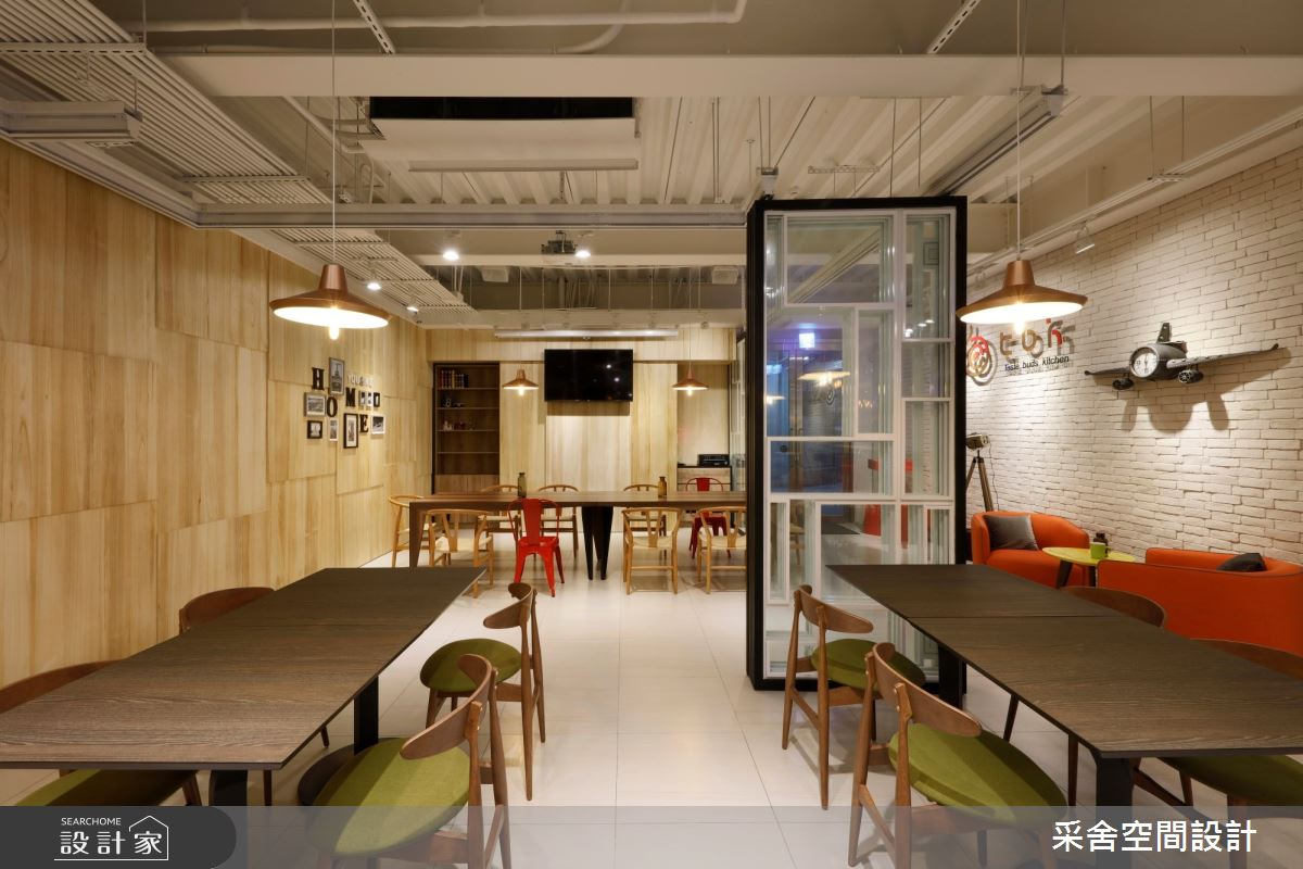 53坪新成屋(5年以下)_工業風商業空間案例圖片_采舍空間設計_采舍_07之5