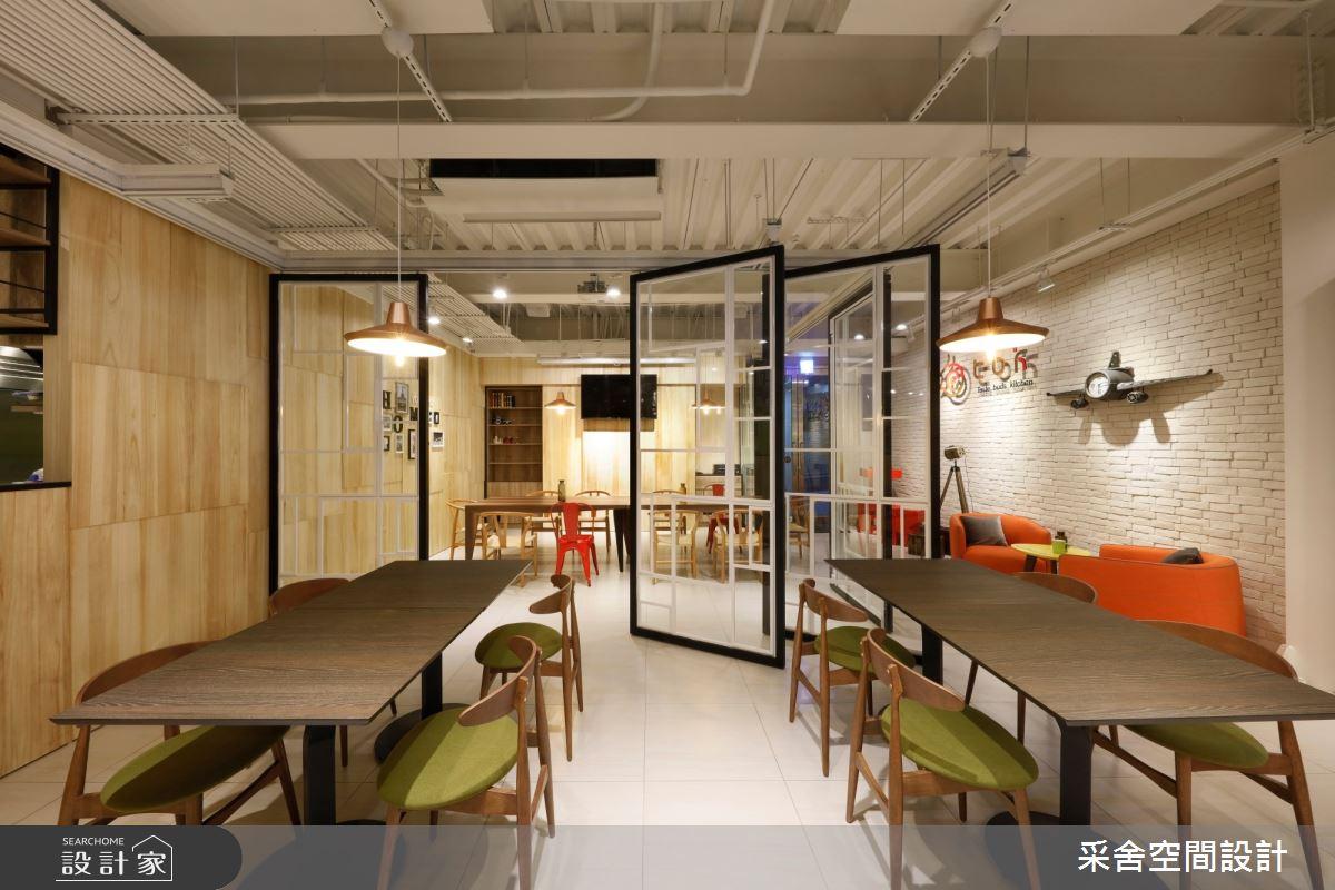 53坪新成屋(5年以下)_工業風商業空間案例圖片_采舍空間設計_采舍_07之4