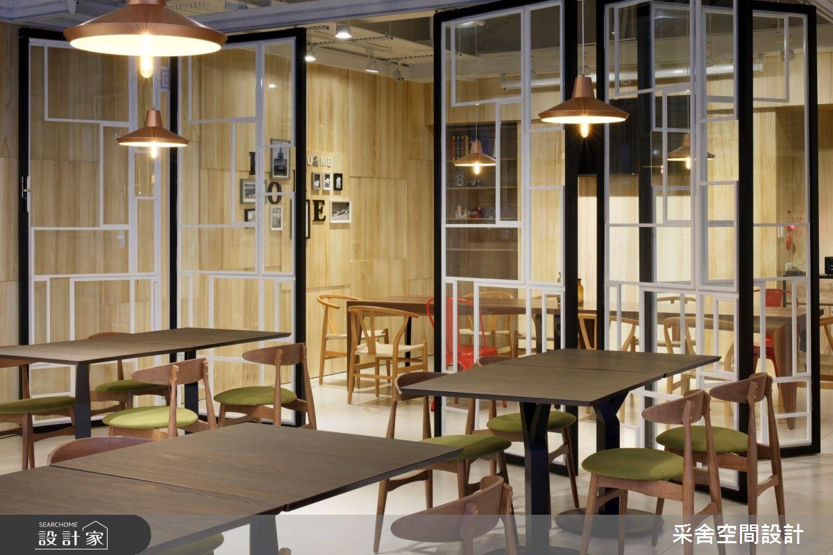 53坪新成屋(5年以下)_工業風商業空間案例圖片_采舍空間設計_采舍_07之9