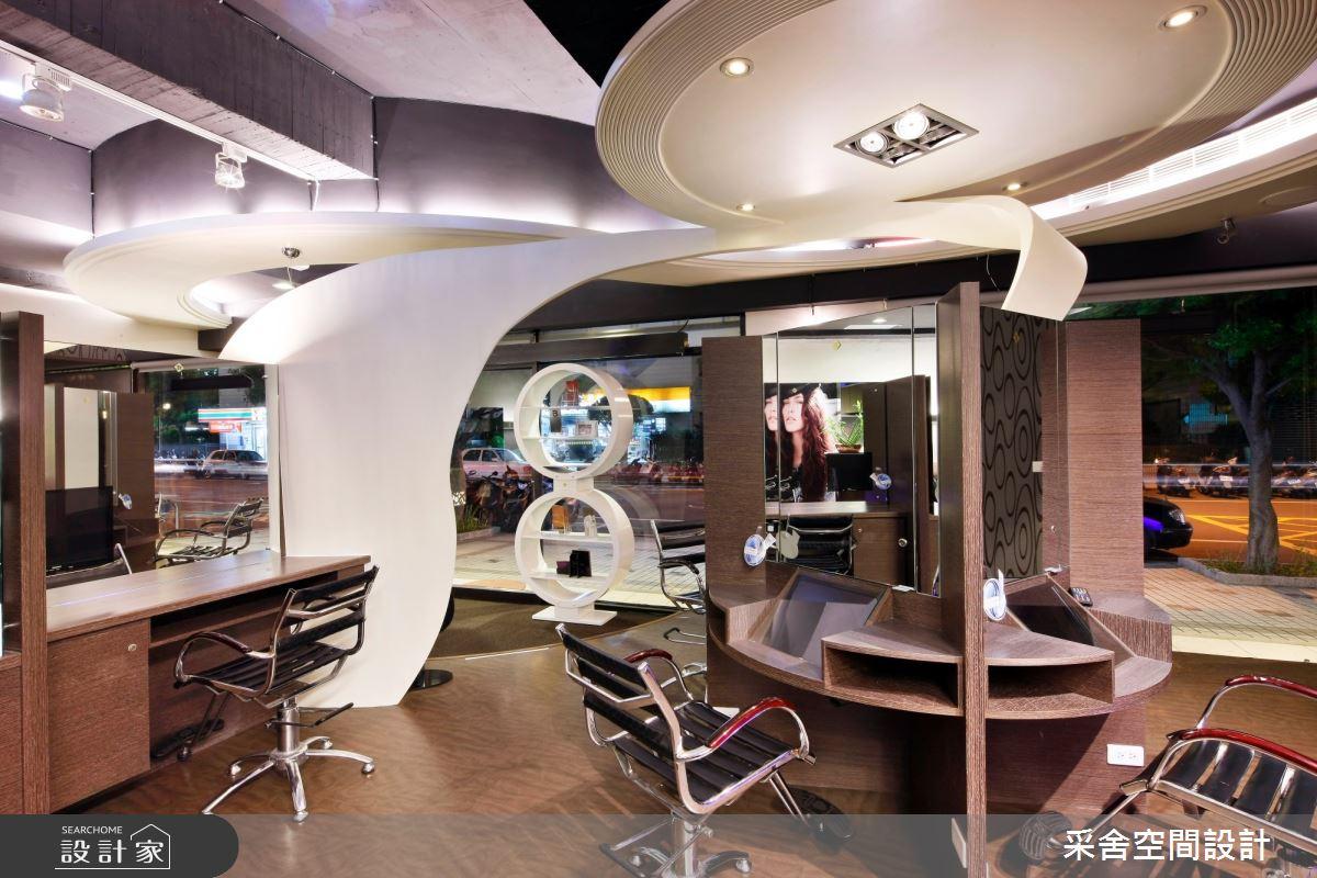 30坪新成屋(5年以下)_現代風商業空間案例圖片_采舍空間設計_采舍_08之4