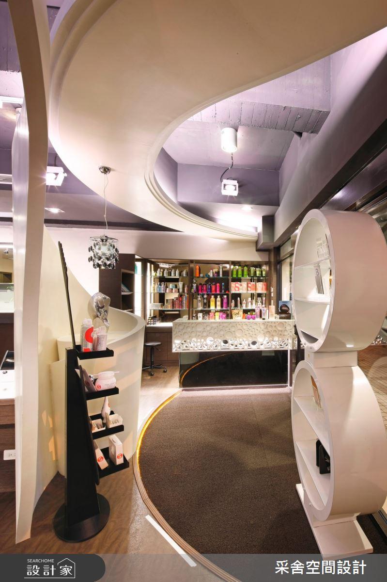 30坪新成屋(5年以下)_現代風商業空間案例圖片_采舍空間設計_采舍_08之3