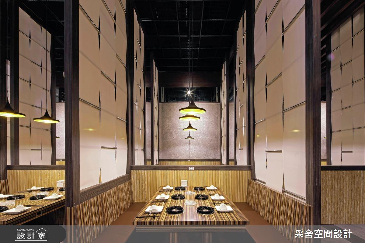 70坪新成屋(5年以下)_日式禪風商業空間案例圖片_采舍空間設計_采舍_09之6