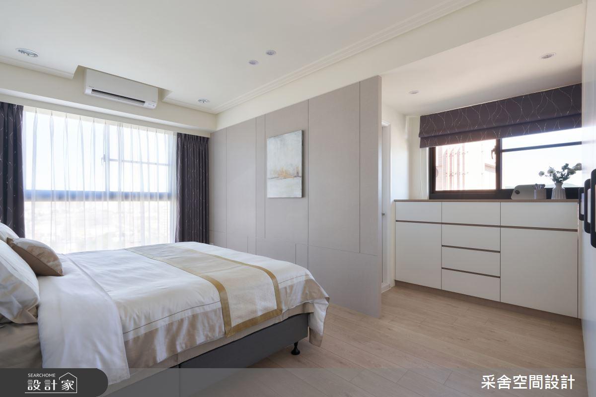 30坪新成屋(5年以下)_現代風案例圖片_采舍空間設計_采舍_15之13