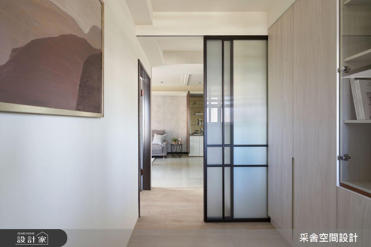 30坪新成屋(5年以下)_現代風案例圖片_采舍空間設計_采舍_15之11