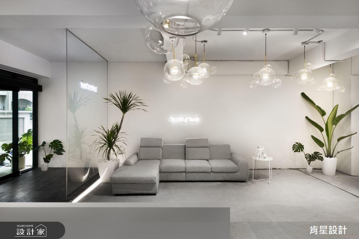 110坪中古屋(5~15年)_現代風商業空間案例圖片_肯星設計_肯星_02之4
