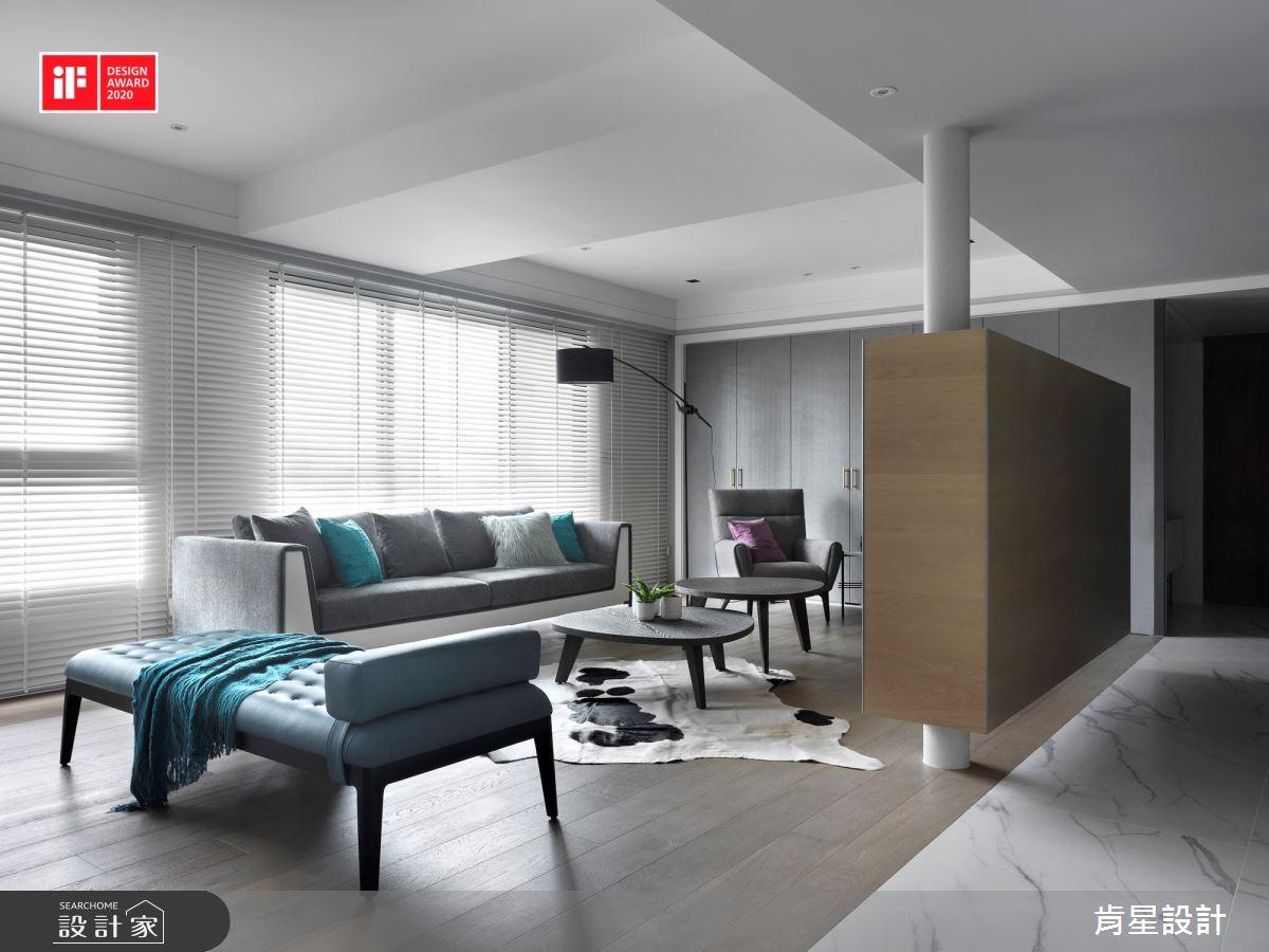 45坪新成屋(5年以下)_現代風案例圖片_肯星設計_肯星_05之3