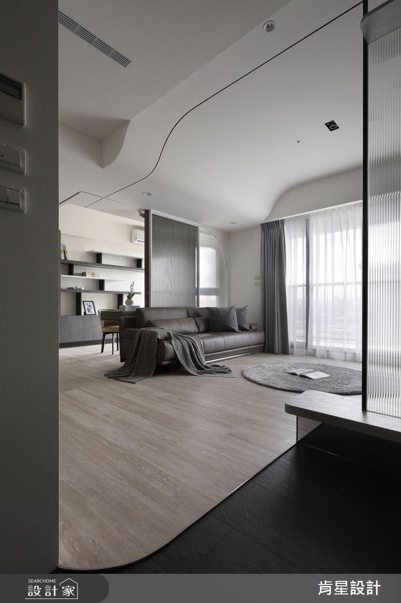 28坪新成屋(5年以下)_現代風案例圖片_肯星設計_肯星_11之2