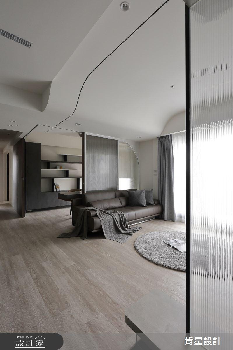 28坪新成屋(5年以下)_現代風案例圖片_肯星設計_肯星_11之3