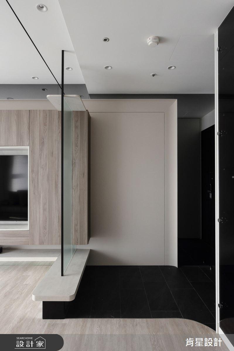 28坪新成屋(5年以下)_現代風案例圖片_肯星設計_肯星_11之4
