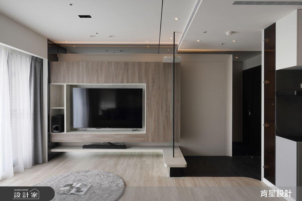 28坪新成屋(5年以下)_現代風案例圖片_肯星設計_肯星_11之5