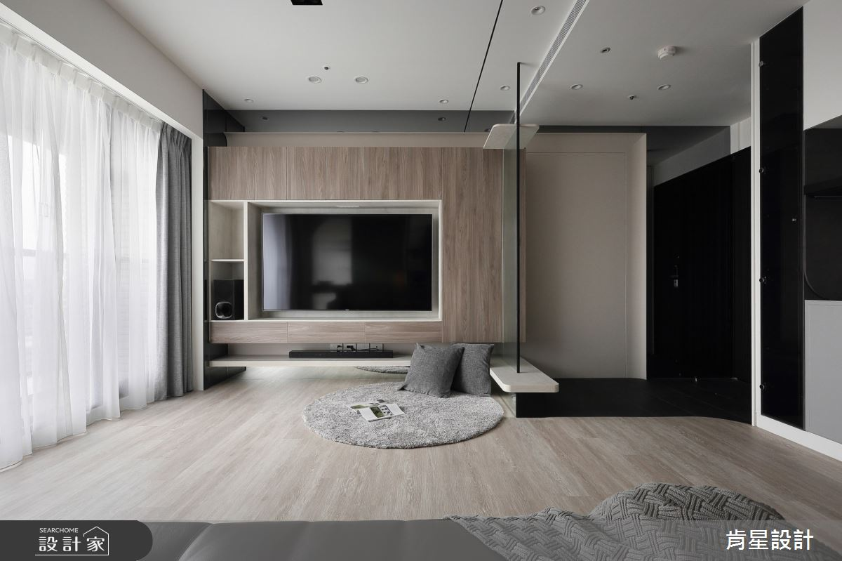 28坪新成屋(5年以下)_現代風案例圖片_肯星設計_肯星_11之6