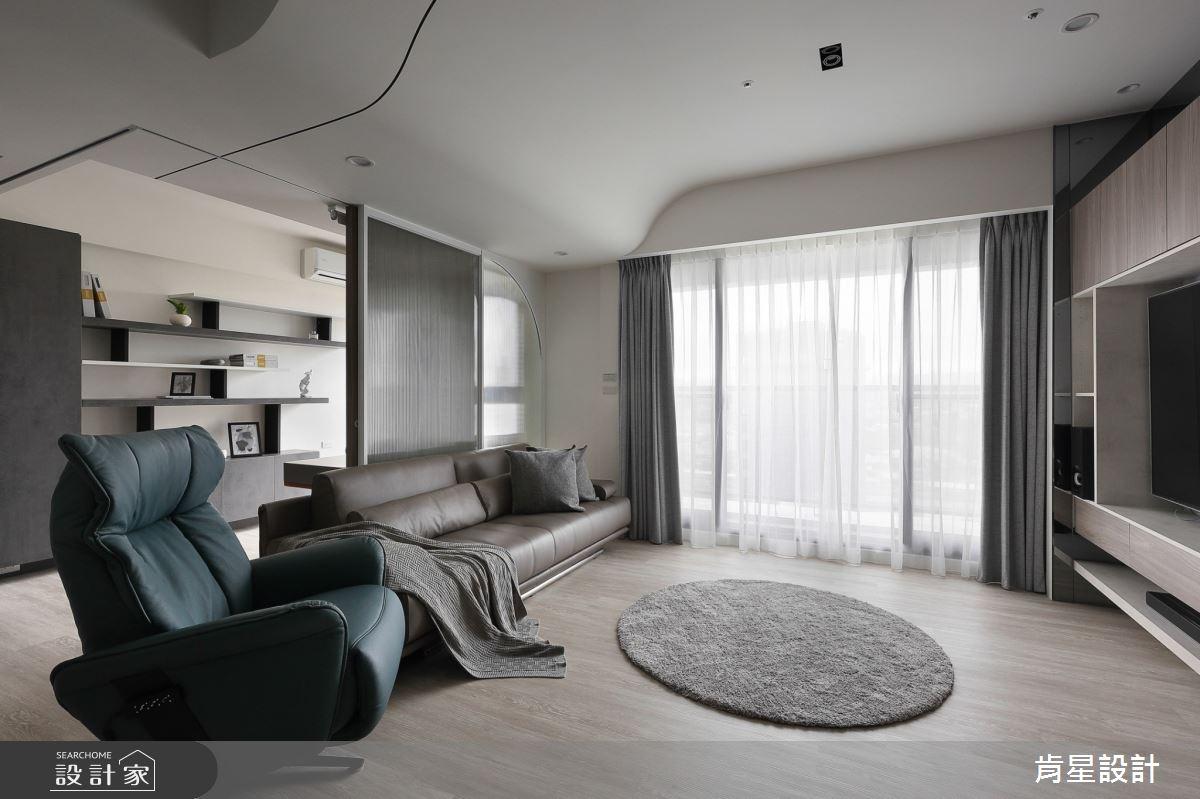 28坪新成屋(5年以下)_現代風案例圖片_肯星設計_肯星_11之7