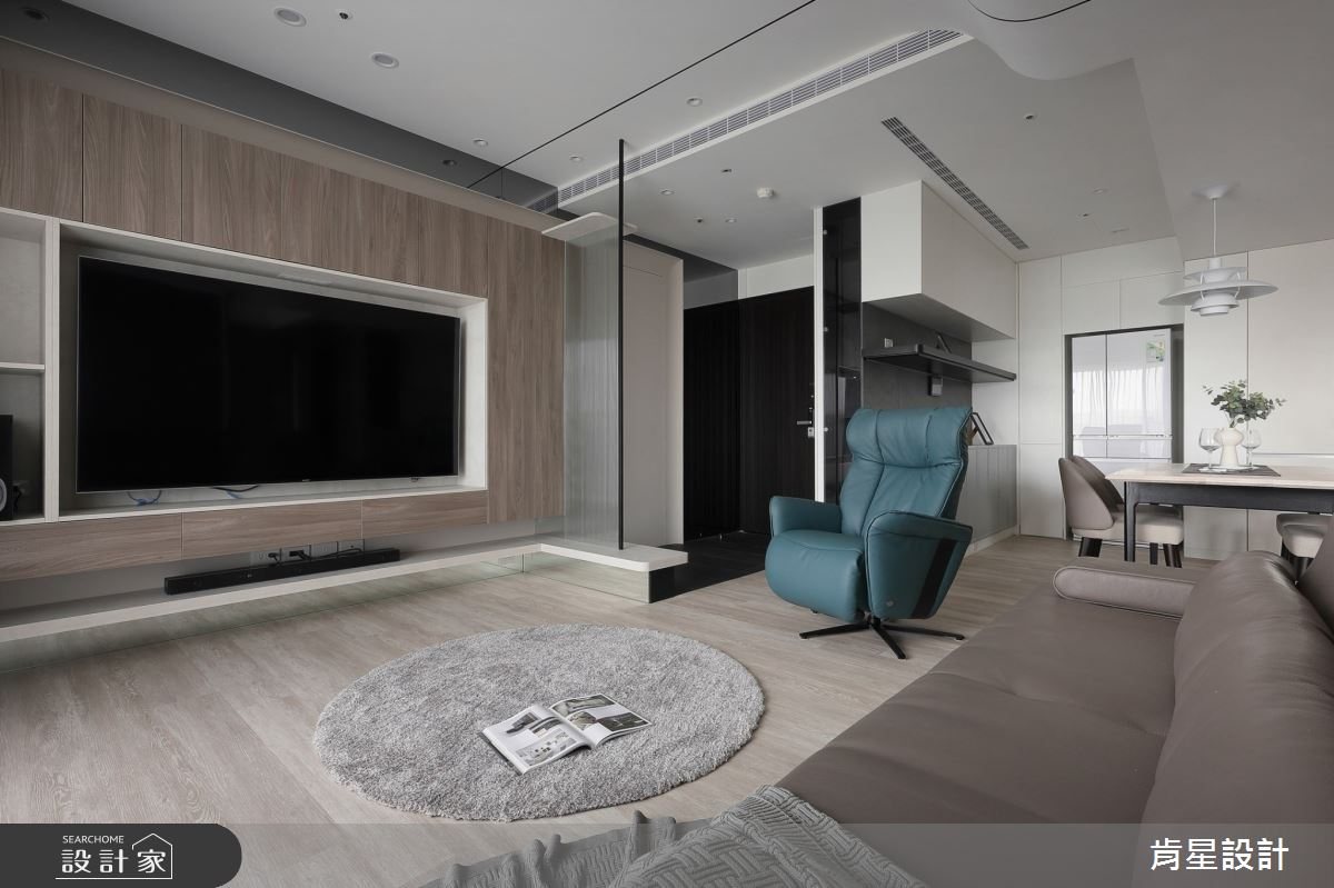 28坪新成屋(5年以下)_現代風案例圖片_肯星設計_肯星_11之8