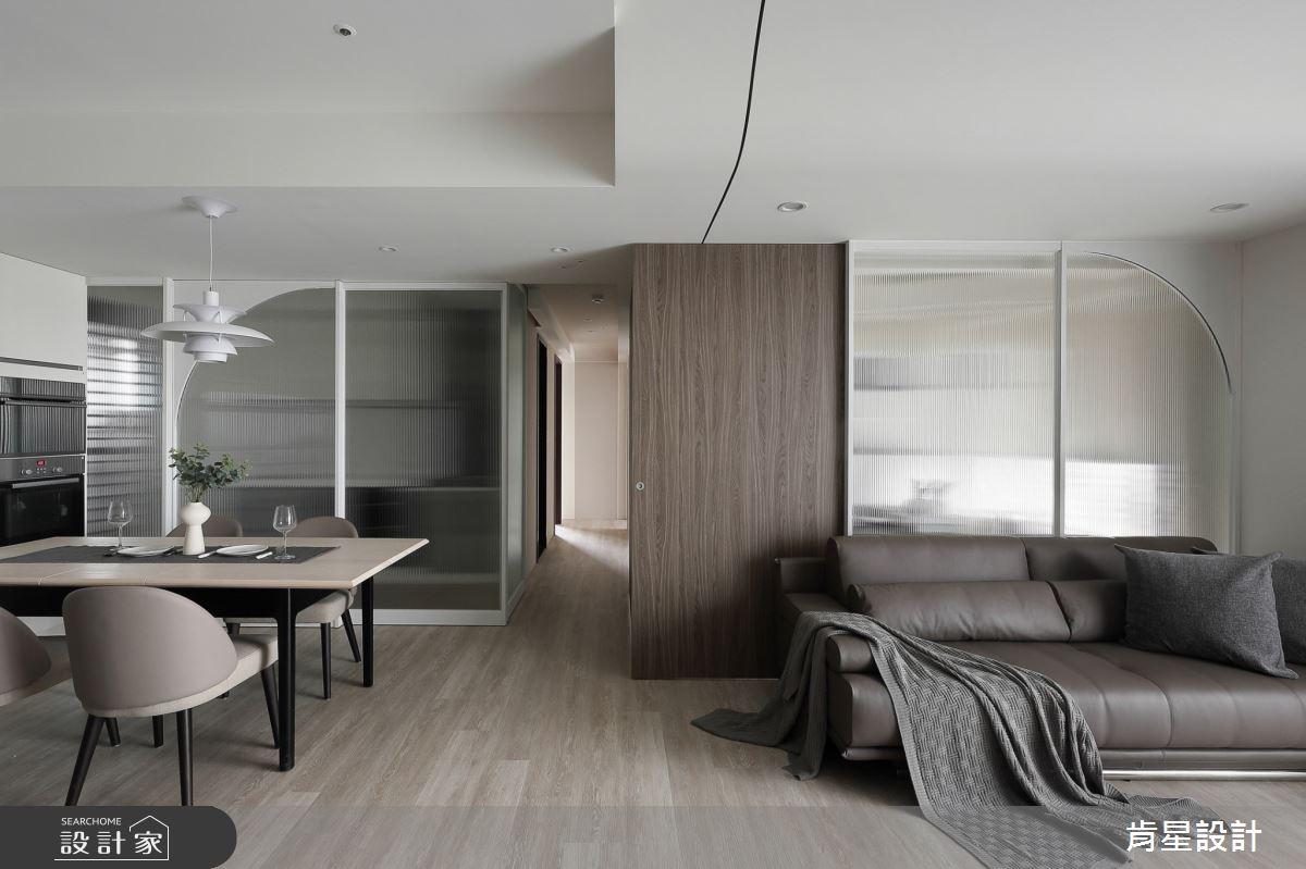 28坪新成屋(5年以下)_現代風案例圖片_肯星設計_肯星_11之9