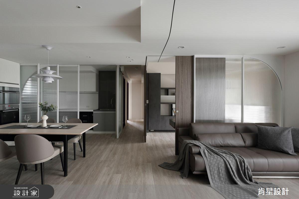 28坪新成屋(5年以下)_現代風案例圖片_肯星設計_肯星_11之10