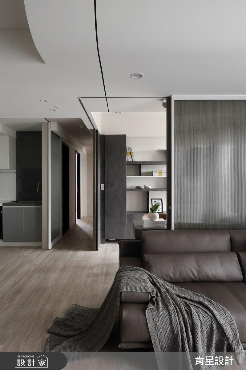 28坪新成屋(5年以下)_現代風案例圖片_肯星設計_肯星_11之11