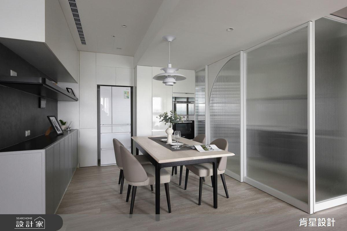 28坪新成屋(5年以下)_現代風案例圖片_肯星設計_肯星_11之12
