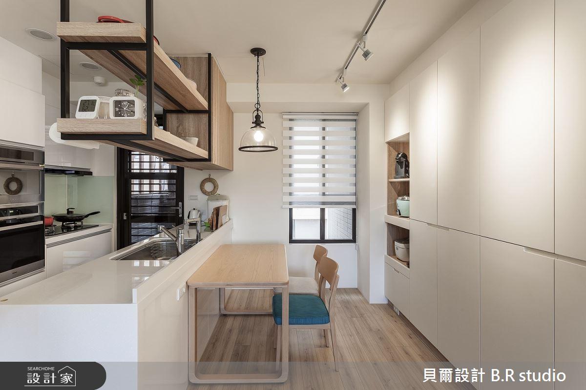 新成屋(5年以下)_日式無印風餐廳案例圖片_貝爾設計 B.R studio_貝爾_01之4