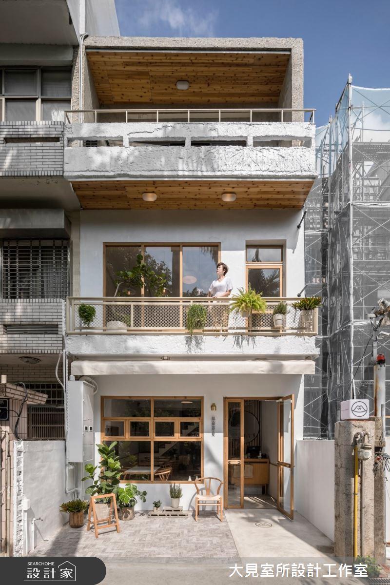 老屋(16~30年)_日式無印風商業空間案例圖片_大見室所設計工作室_大見室所_08之1