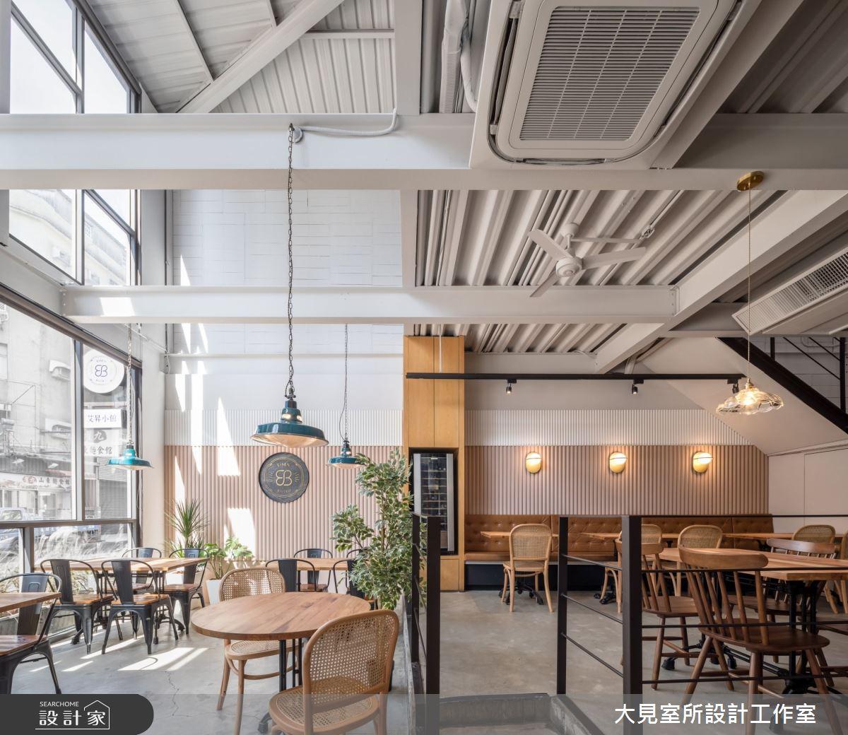 60坪老屋(16~30年)_北歐風商業空間案例圖片_大見室所設計工作室_大見室所_09之3