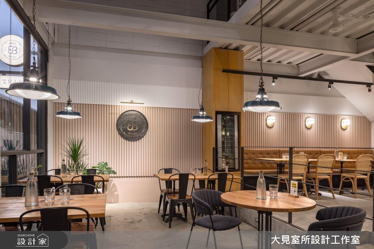 60坪老屋(16~30年)_北歐風商業空間案例圖片_大見室所設計工作室_大見室所_09之5