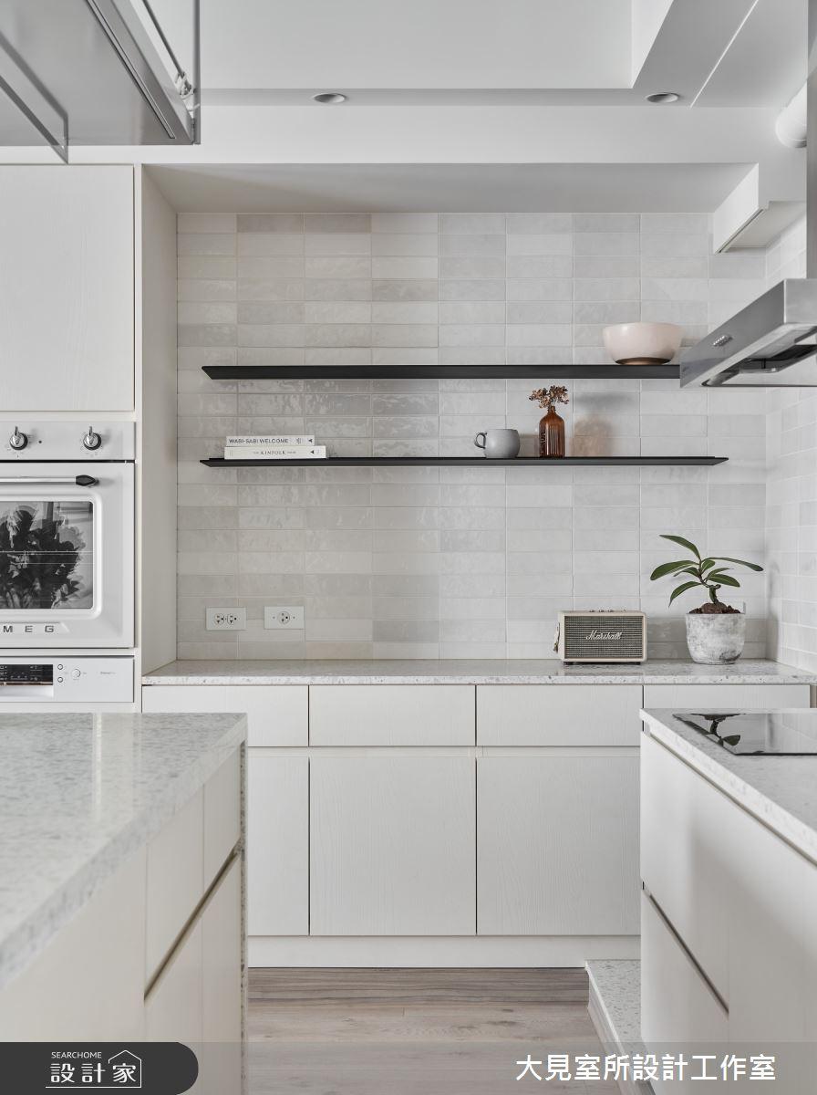 20坪新成屋(5年以下)_簡約風廚房案例圖片_大見室所設計工作室_大見室所_16之12