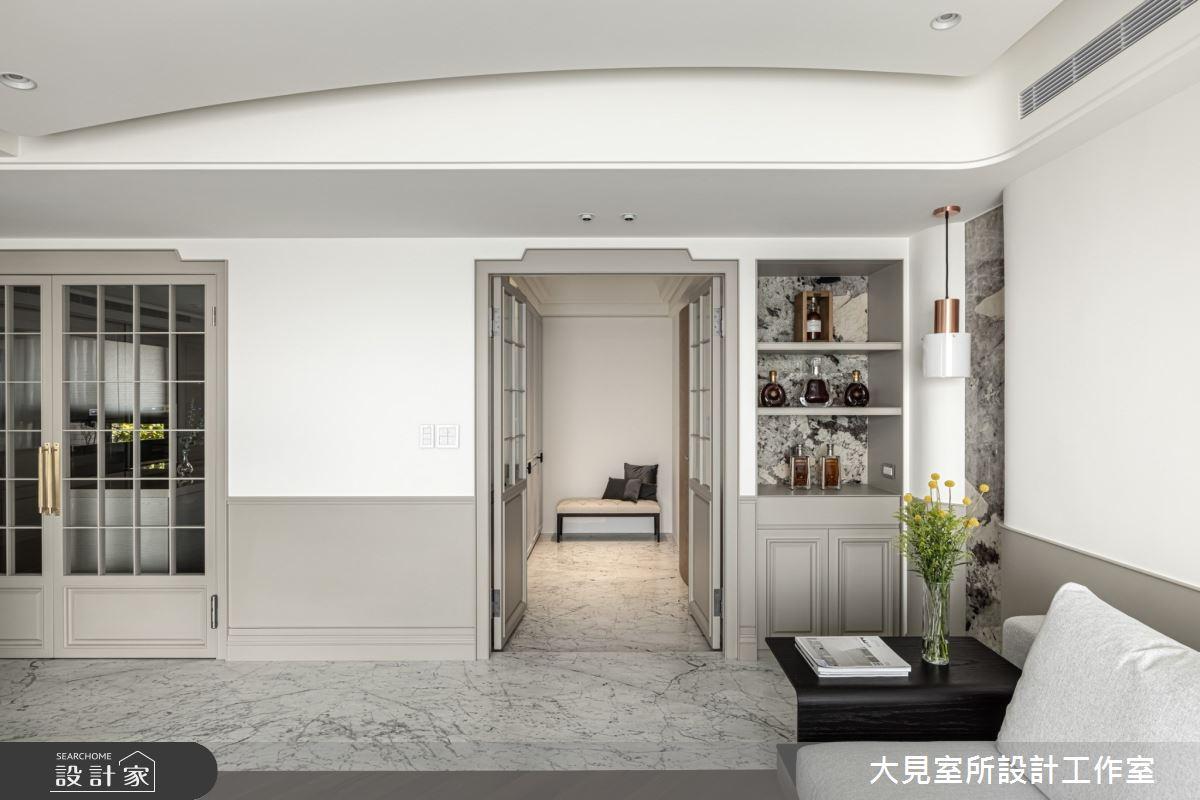 38坪新成屋(5年以下)_新古典案例圖片_大見室所設計工作室_大見室所_18之2