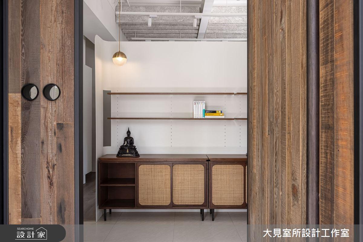 35坪新成屋(5年以下)_現代風案例圖片_大見室所設計工作室_大見室所_19之4
