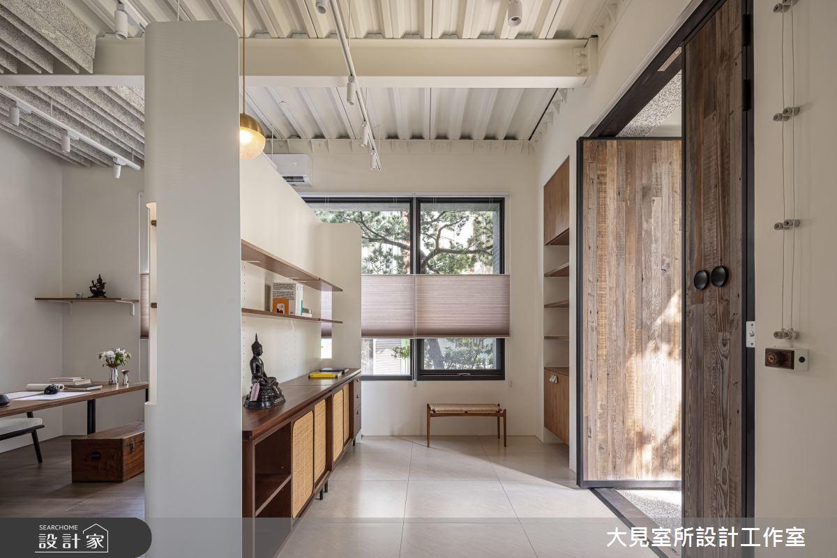 35坪新成屋(5年以下)_現代風案例圖片_大見室所設計工作室_大見室所_19之5
