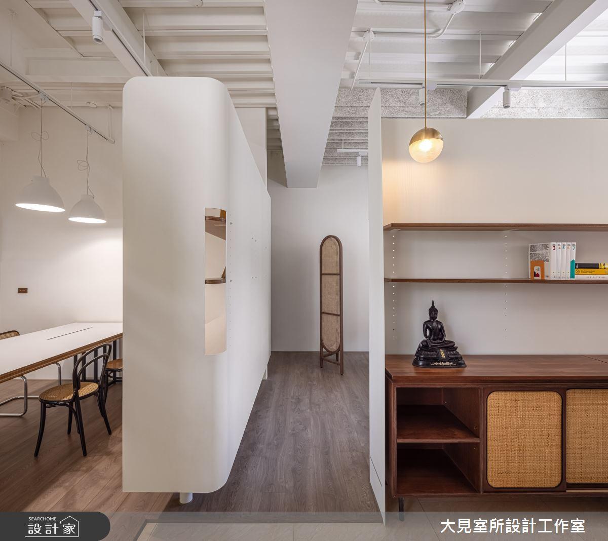35坪新成屋(5年以下)_現代風商業空間案例圖片_大見室所設計工作室_大見室所_19之6