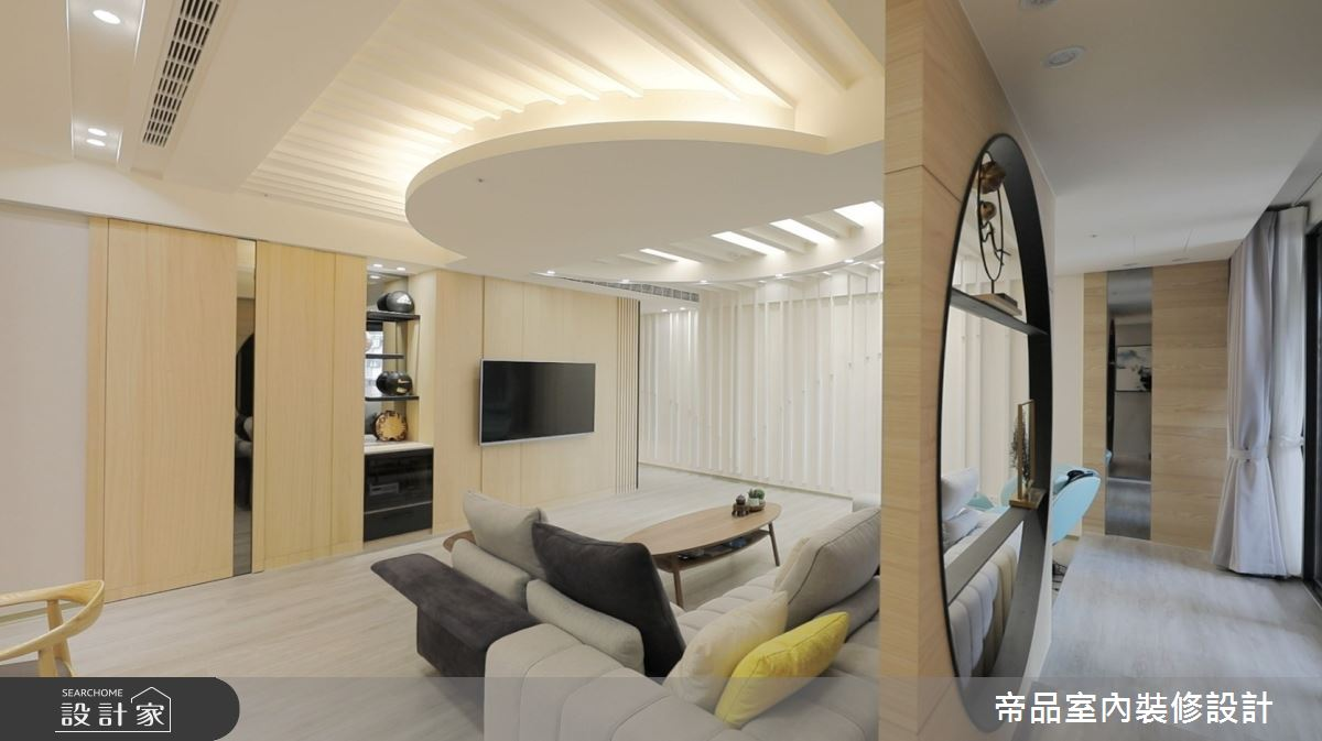53坪新成屋(5年以下)_新東方風案例圖片_帝品室內裝修設計有限公司_帝品_02之2