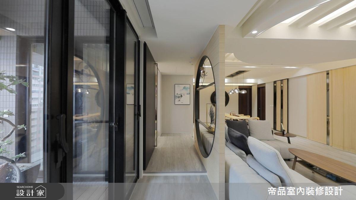 53坪新成屋(5年以下)_新東方風案例圖片_帝品室內裝修設計有限公司_帝品_02之4