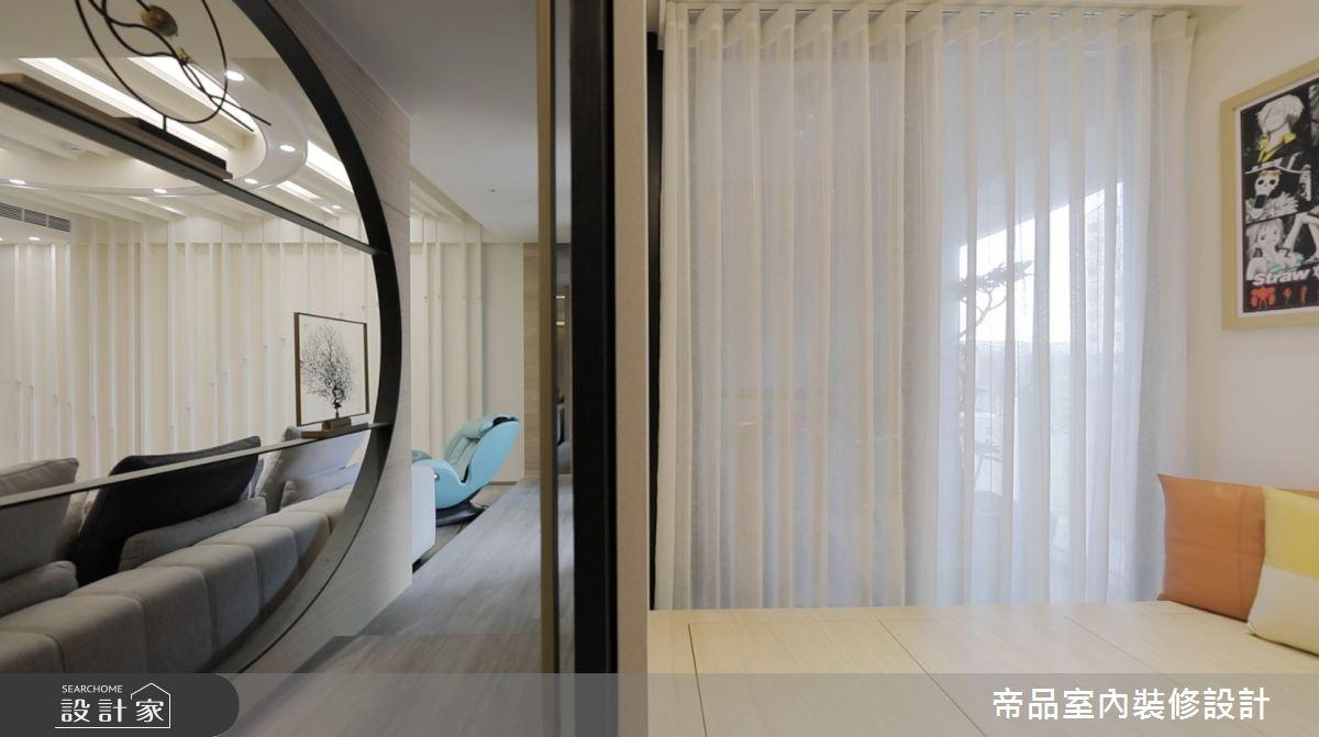 53坪新成屋(5年以下)_新東方風臥室案例圖片_帝品室內裝修設計有限公司_帝品_02之5