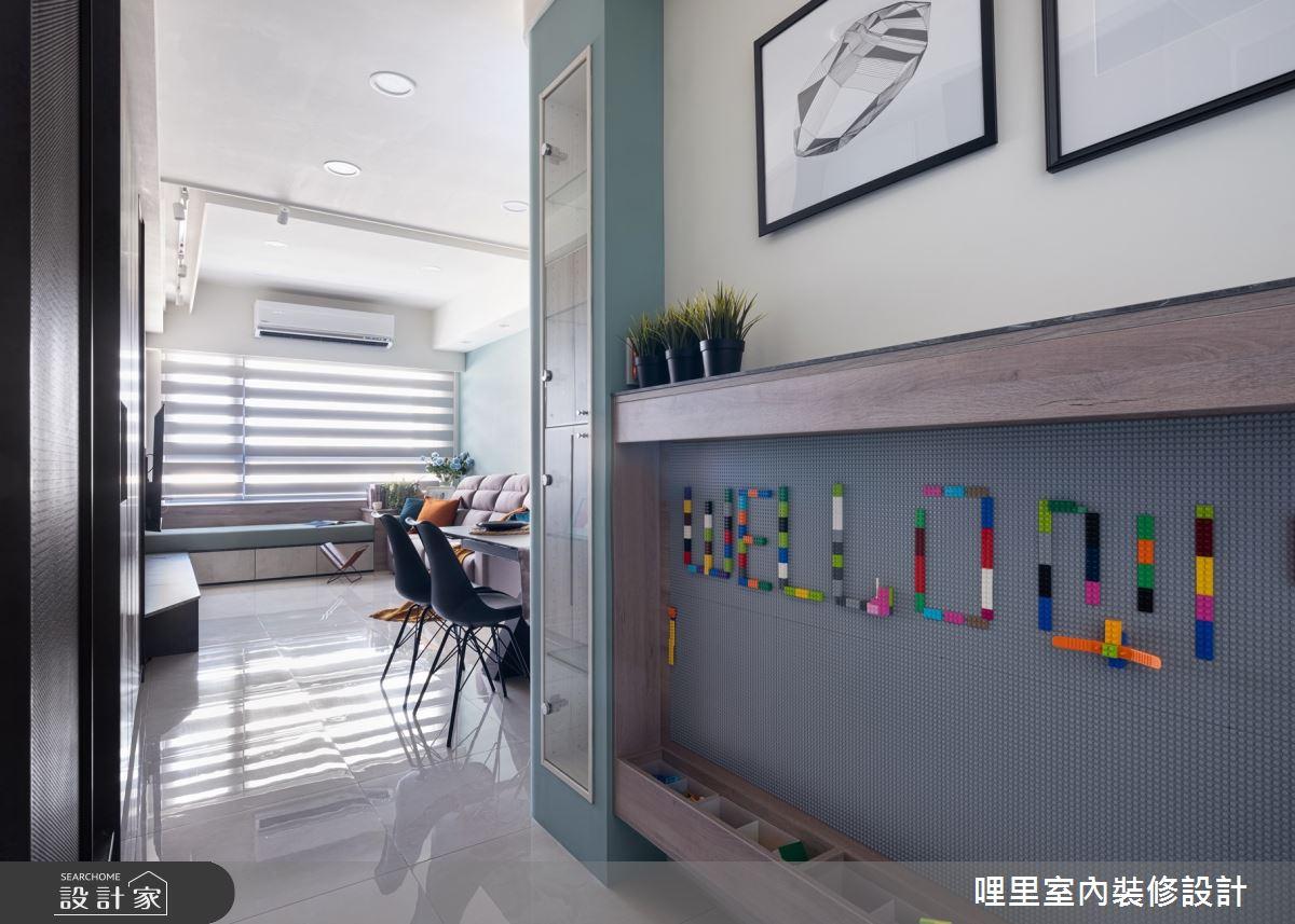 23坪預售屋_混搭風案例圖片_哩里室內裝修設計有限公司_哩里_08之1